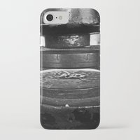 shakespeare iPhone & iPod Cases featuring Shakespeare Seal by JezRebelle