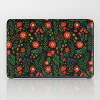 russian iPad Cases featuring Russian flowers by A.Vogler