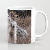 werewolf Mugs featuring Werewolf by Monster Brand