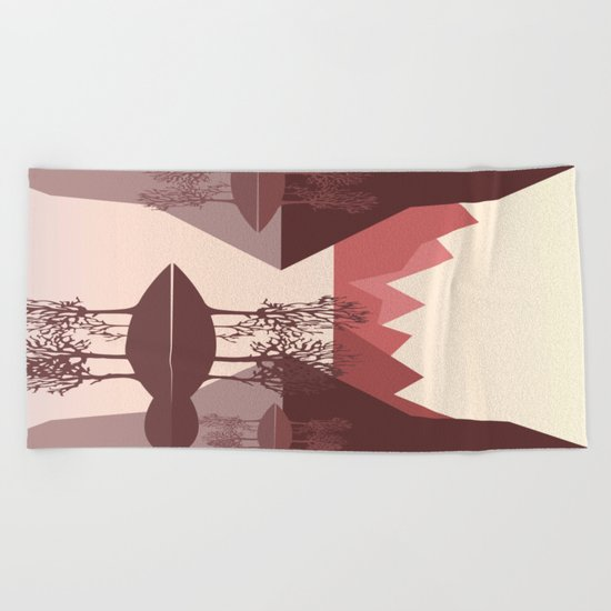 My Nature Collection No. 46 Beach Towel