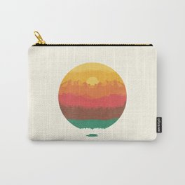 Layers Of Nature Carry-All Pouch