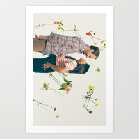 wedding Art Prints featuring Wedding by Nash Cubero