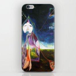 Crazy Diamond iPhone Skin