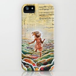 Heavenly Places iPhone Case