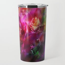 Coronation Orchids Travel Mug
