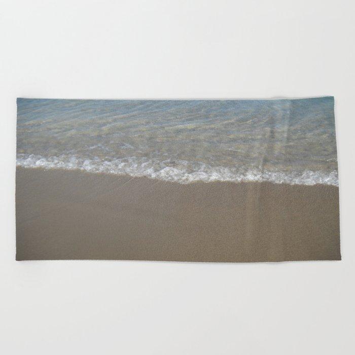 Beach Greece Beach Towel