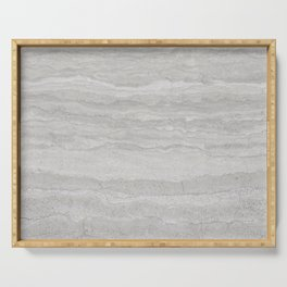 Sand and Stone Marble Serving Tray