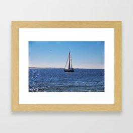 Introspective Insights Framed Art Print