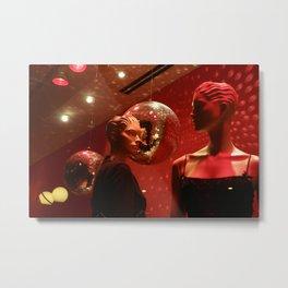 Mirrorball IV. Metal Print