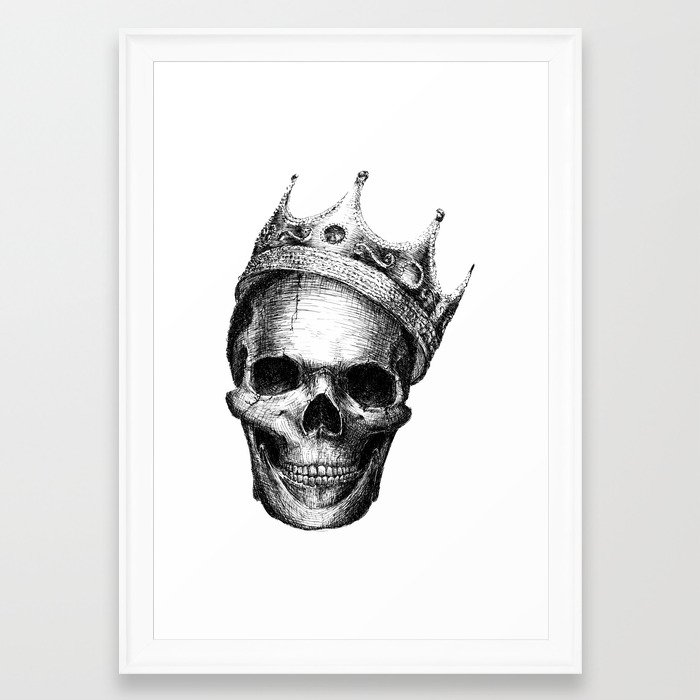 The Notorious B.I.G. Framed Art Print by motohironezu   Society6