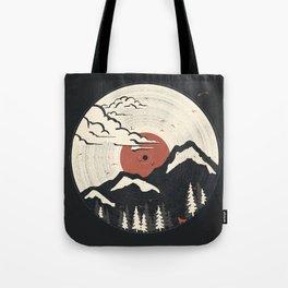 MTN LP... Tote Bag
