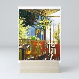 Yoku Mini Art Print