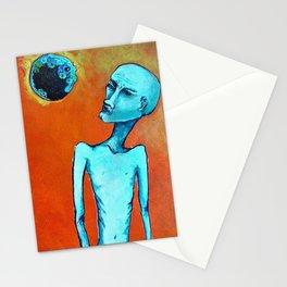Planetary Scope Stationery Cards