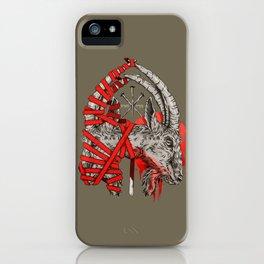 Sempitern iPhone Case