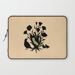 California - State Papercut Print Laptop Sleeve