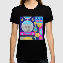 Abstractions No. 3: Moon T-shirt