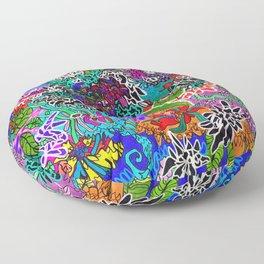 Relentless Floor Pillow