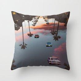 Rodeo Drive Throw Pillow