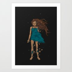 Dust to Dust Art Print
