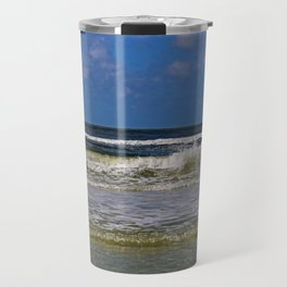 Another Day at the Beach Travel Mug