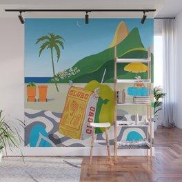 GLOBO COOKIES IN RIO Wall Mural