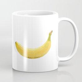 Low poly banana Coffee Mug