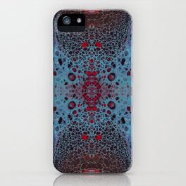 Fragmented 62 iPhone Case
