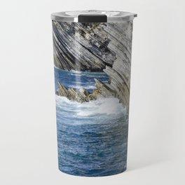 Million-Year Sculptures Travel Mug