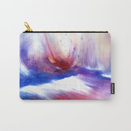 Cloud Shores by Nadia J Art Carry-All Pouch