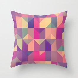Turn The Beat Around Throw Pillow