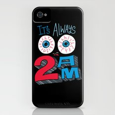 2AM iPhone (4, 4s) Slim Case
