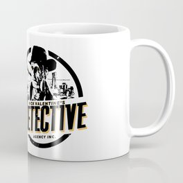 Nick Valentine - Detective Coffee Mug
