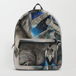 Abyss walker Backpack