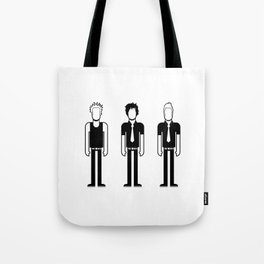 Green D. Day Tote Bag