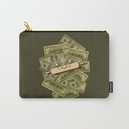 Rolling in Dough Carry-All Pouch