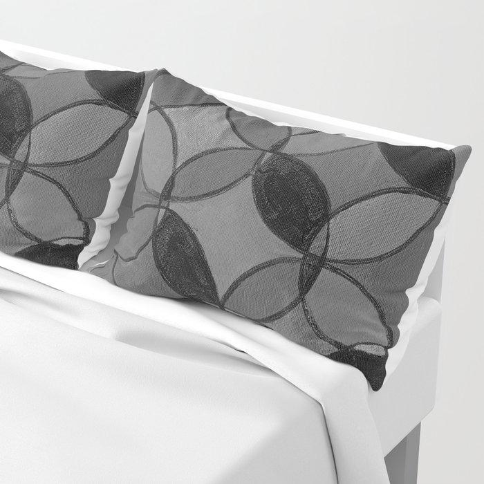 CIRCULOS DE VAINILLA Pillow Sham