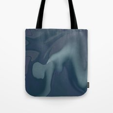 The Blue Lady Tote Bag