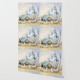 Kul Sharif Mosque, Kazan Wallpaper
