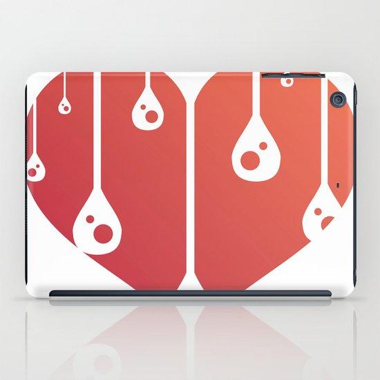 Don't Rain On My Parade iPad Case