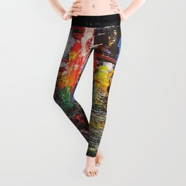 Metropolis Leggings