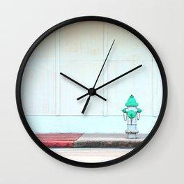 #STILL LIFE MIAMI by Jay Hops Wall Clock