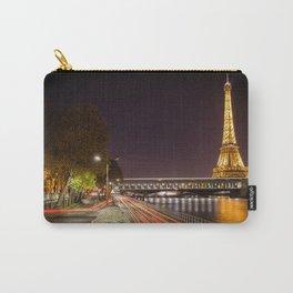 Paris rush hour Carry-All Pouch