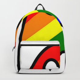 Boo The Gay Ghost Backpack