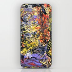 Parachutes 00' iPhone & iPod Skin