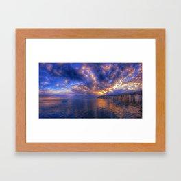 Reflection of Heaven Framed Art Print