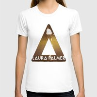 laura palmer T-shirts featuring Bastille #1 Laura Palmer by Thafrayer