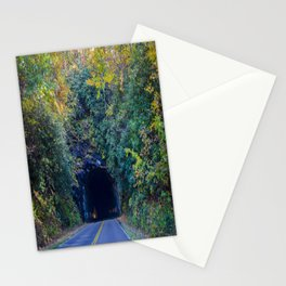 Dream tunnel  Stationery Cards