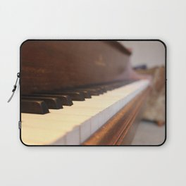 Chestnut Piano Laptop Sleeve