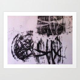 Dream Catcher. Art Print