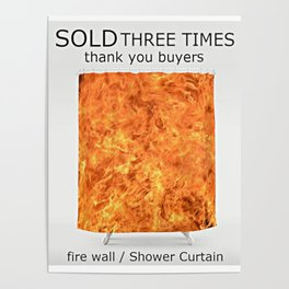 sold: thank you buyers Poster